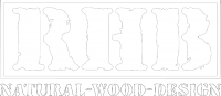 RHB Natural Wood Design Logo